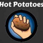 Hot Potatoes, programa para crear ejercicios interactivos de evaluación