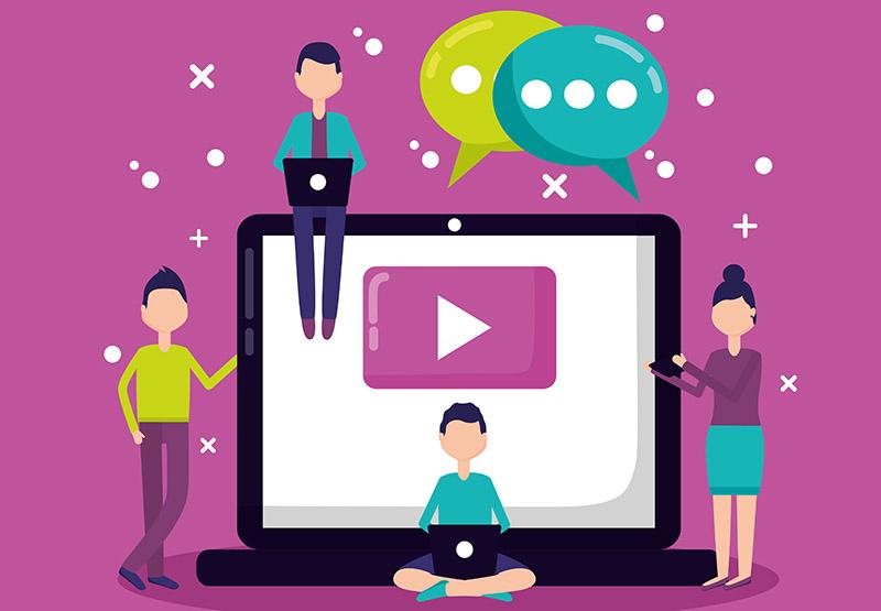 Imagen curso Creación de vídeos educativos y formativos
