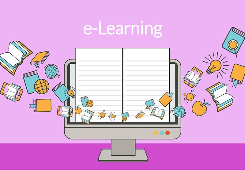 Imagen curso Transforma material didáctico impreso en contenidos e-Learning